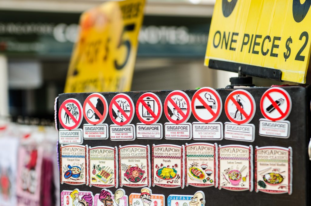 The Strangest Rules and Laws From Around The World