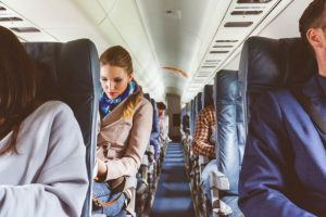 Should You Recline Your Seat On An Airplane?