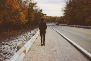 People Share Strange Experiences Picking Up Hitchhikers