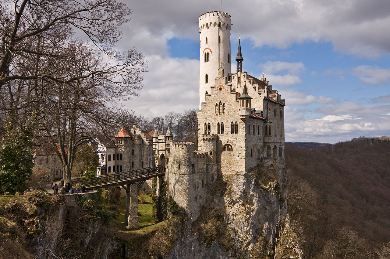 The Most Spectacular Castles From Around The World