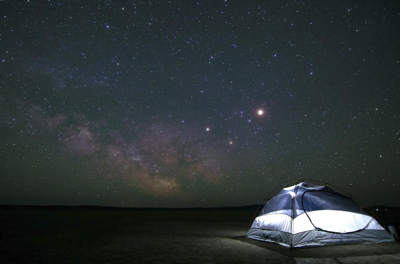 Adventurers Share Their Unexpected Encounters Camping In Nature