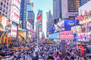 New York City: A Traveler's Guide To The Big Apple's Five Boroughs