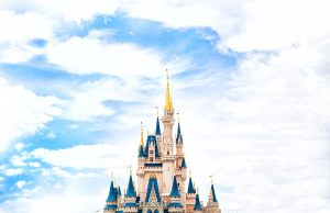 DisneyWorld: the most photographed places in the world