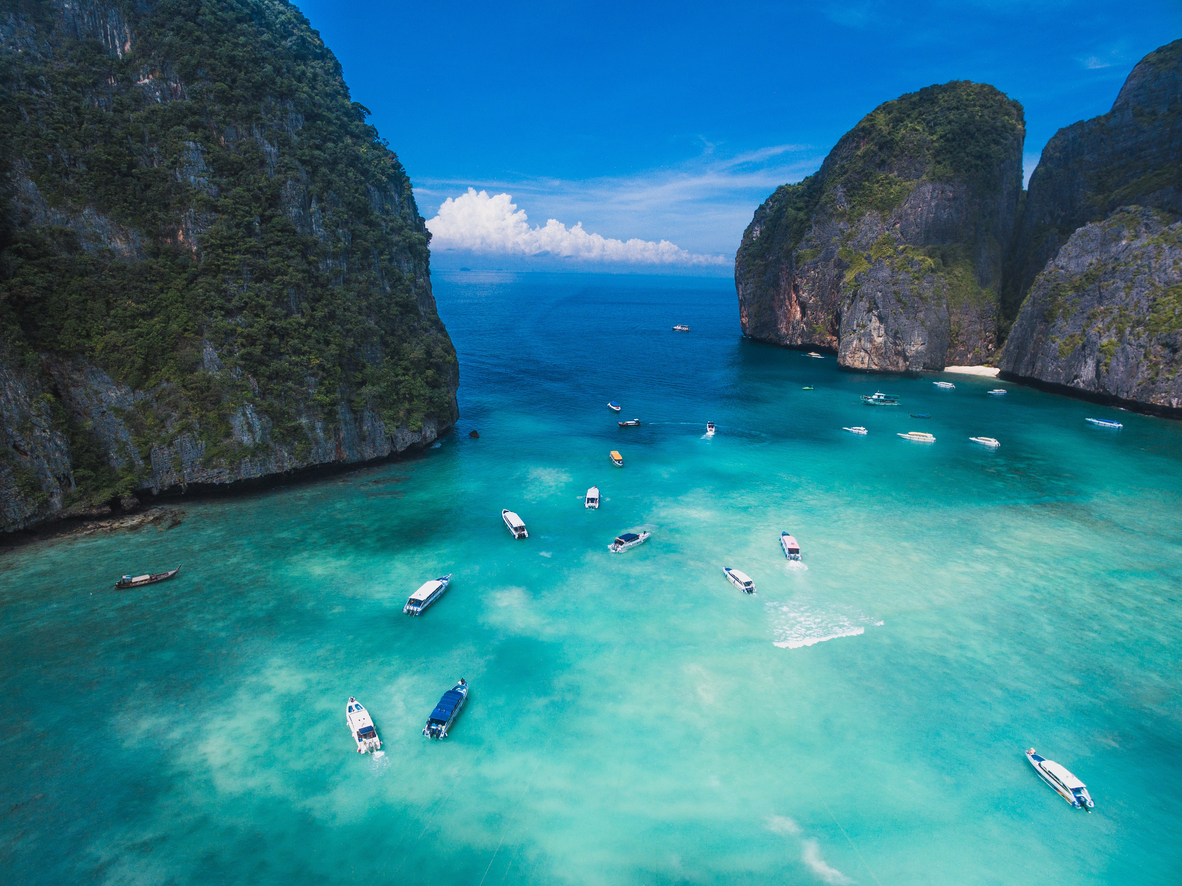 The Land Of Smiles: A Backpacker's Guide To Thailand