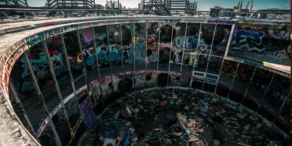 Urban Explorers Share Their Strange Discoveries