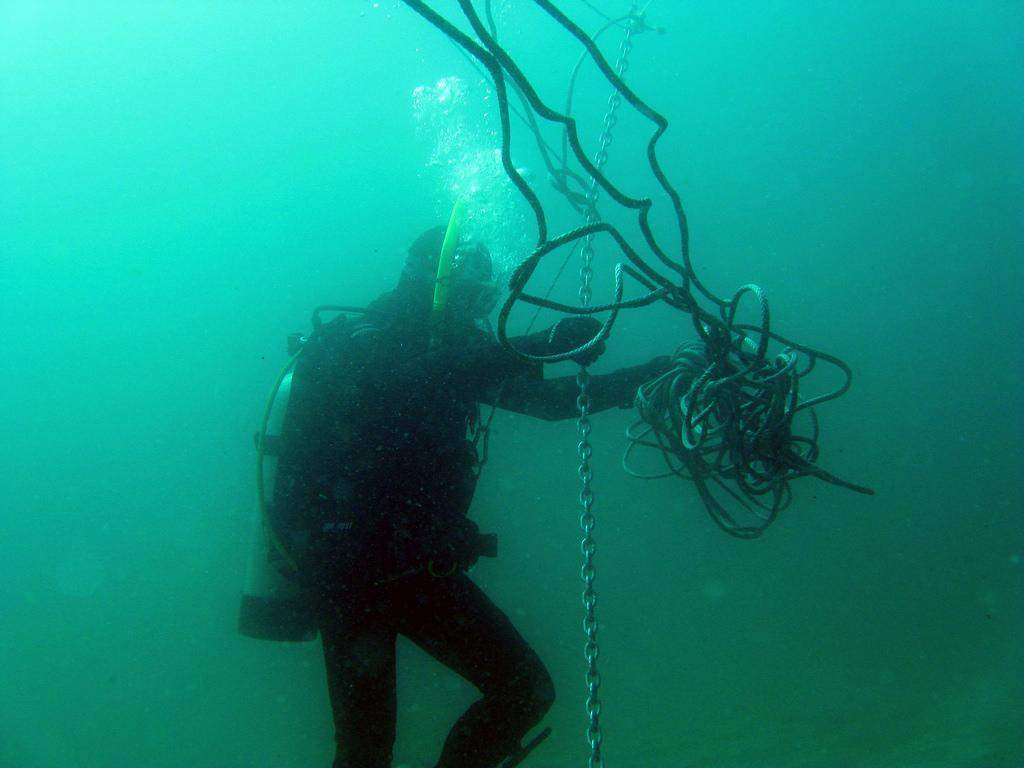 Scuba Divers Share The Strangest Thing That Has Ever Happened To Them Underwater