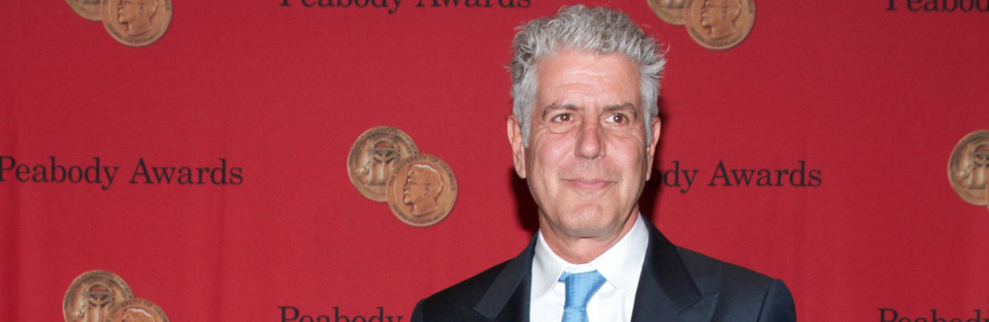 20 Reasons We Will Always Love Anthony Bourdain