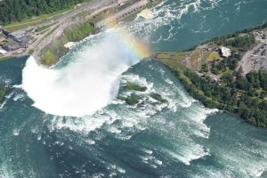 Niagara Falls: the most photographed places in the world