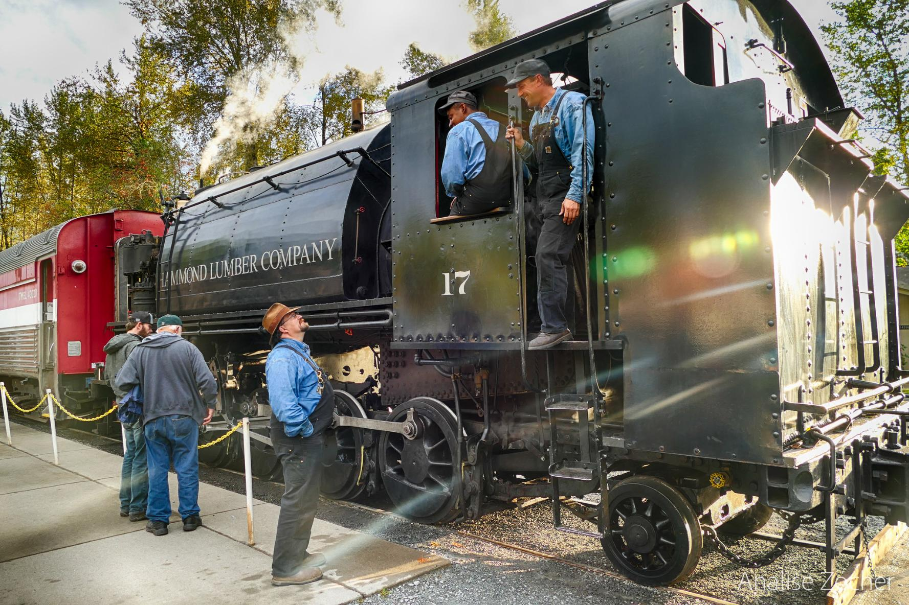 Train Conductors Share The Unreal Things They've Seen On The Railroad