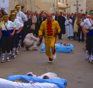 Cheese Chases And Baby Jumps: The World's Weirdest Festivals