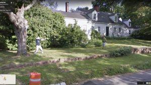 People From Around The World Share The Weirdest Google Street Views