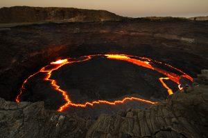 erta ale volcano indonesia