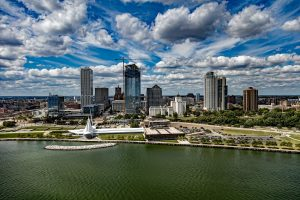 top travel destination: Milwaukee, Wisconsin.