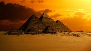Egypt: the most photographed places in the world