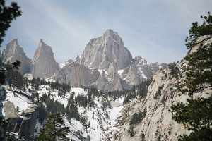 Mount Whitney, Sierra Nevada