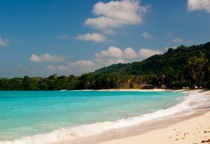 beach on Vanuatu