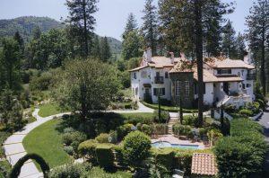 Chateau de Sureau, Sierra Nevada