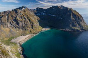 beach in Norway