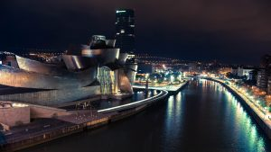 top travel destinations: bilbao, spain