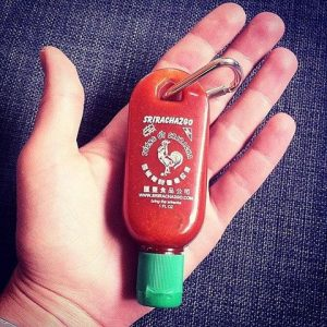 Sriracha, the best Christmas gifts on Amazon