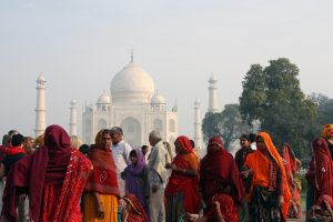India, one of the cheapest countries to travel to in 2020.