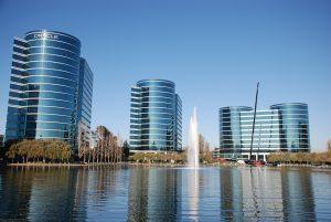 San Jose in the Bay Area, California