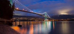 Vancouver: Favorite Celebrity Vacation Spots