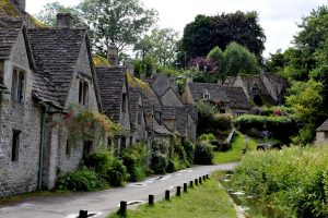 The Cotswolds are one of the most romantic getaways in England for Valentine's Day