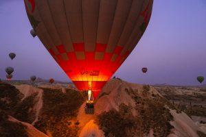 Cappadocia, romantic valentine's day destination
