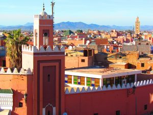 Marrakech: Celebrites' Favorite Travel Destinations