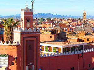 Marrakech: Celebrites' Favorite Travel Destinations