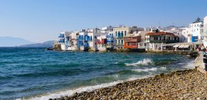 Mykonos: Celebrities Favorite Travel Destinations