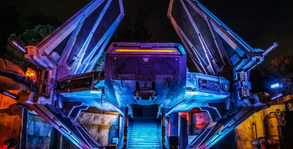 Star Wars Galactic Starcruiser new Disney Attraction