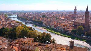 Verona, Italy: romantic valentine's day getaways
