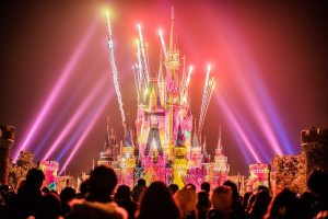Tokyo Disneyland is one of the most visited tourist attractions in the world
