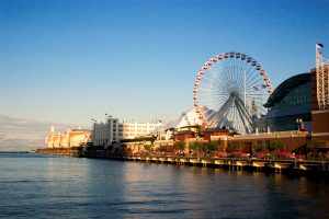 Navy Pier: The most visited tourist attractions in the world