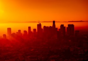 Most polluted city in the US