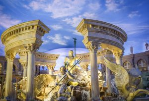Las Vegas: the most photographed places in the world
