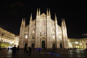 Milan: Most Photographed Places In The World