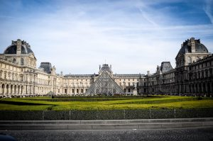 The Louvre: The Most Photographed Places In The World