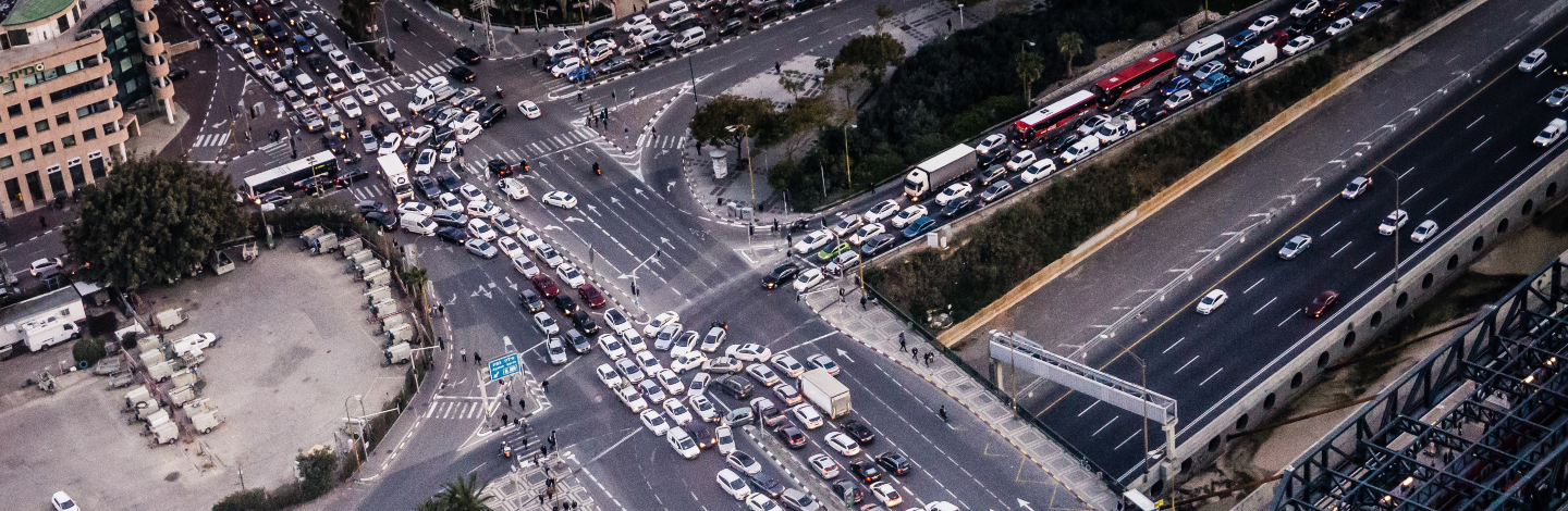 Cities With The Most Traffic In The World