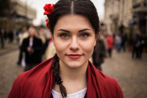 Beauty Around The World: This Woman Photographed Women In 100 Cities